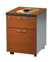 AM 2C - 2 DRAWERS MOBILE PEDESTAL