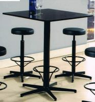 EV BA822STB- Rubberwood Bar Table