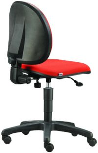BC 710LN-Typist chair with Gas Lift