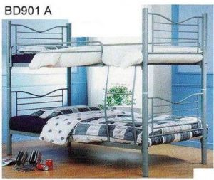 EV BD901SB- Bedfold Double Decker Bed with Superbase