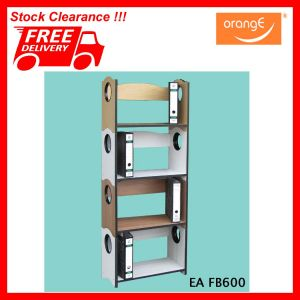 EA FB600- BOOK SHELF (4 in 1)