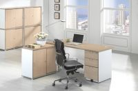 EA OA SET 1- Office Executive Table Set 1