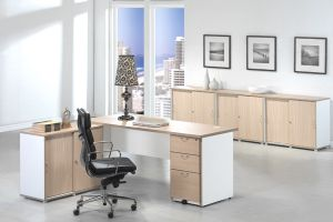 EA OA SET 2- Office Executive Table Set 2