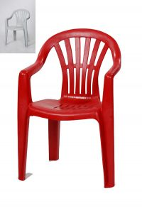 EFCA 1444- Plastic Arm Chair