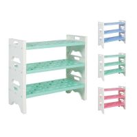EFSR 1782- 3 LAYERS PLASTIC SHOES RACK (2in1 Package)