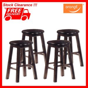 "EKH 18 - 18"" Stool(4 in 1pack)"