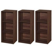 EMK 3616 - 3 TIER BOOK CASE (3 in 1 )
