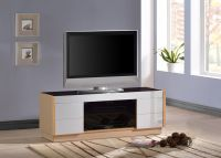 ER MK1604WH- 4' LCD HALL TV CABINET