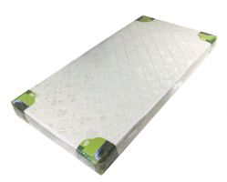 "ERM 34- 4"" inches Quilted Single Rebond Foam Mattress"