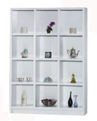 EY 1012-Book Shelf (White)