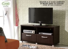 EY 3040 - Manila LCD TV Cabinet