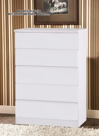 EY 520WH - Chest of Drawer