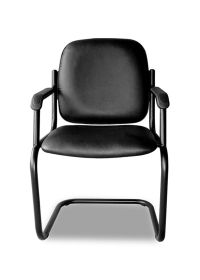 GRP 300- Visitor Chair with Armrest