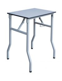 MFC 645 - EXAM TABLE WITH CHIPBOARD TOP