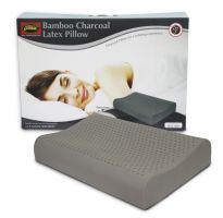 Goodnite Bamboo Charcoal Latex Pillow