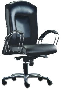 LT 112-Tauras Leather Mediumback Chair