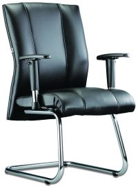 LT 130-Cancer Leather Visitor Chair