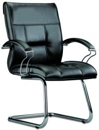 LT 173-Scorpio Leather Visitor Chair