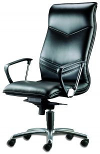 LT 190-Capricorn Leather Highback Chair