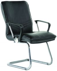 LT 193-Capricorn Leather Visitor Chair