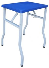 MFP 645 - EXAM TABLE WITH PLASTIC TOP