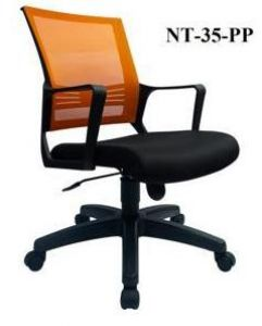 NT 35PP - Mesh Lowback Chair