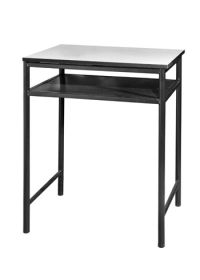 STC 645G - Chipboard Student Table(Grey)