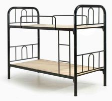 EG SB6050- Double Decker Metal Bed w. Plywood