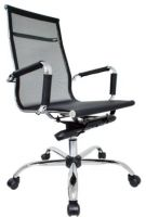 iBA 01NT Bellona Mesh Black Highback Chair